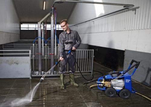 Myjki ciśnieniowe zimnowodne NILFISK