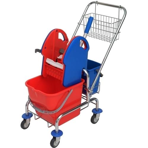 Wózki sprzątające typu ROLL - MOP