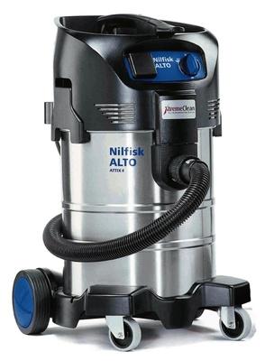 Odkurzacz przemysłowy ATTIX 40-01 PC INOX